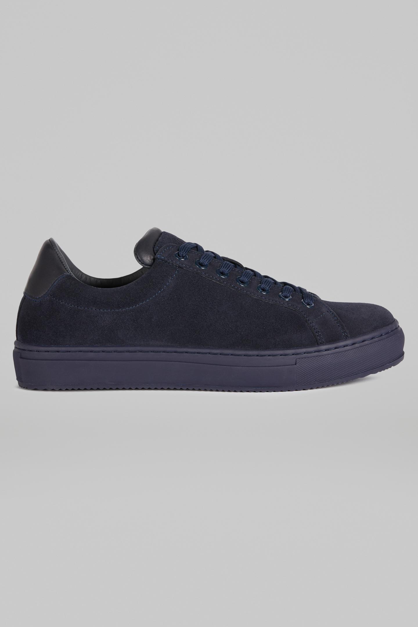 Sneakers  Boggi De Ante Azul Marino