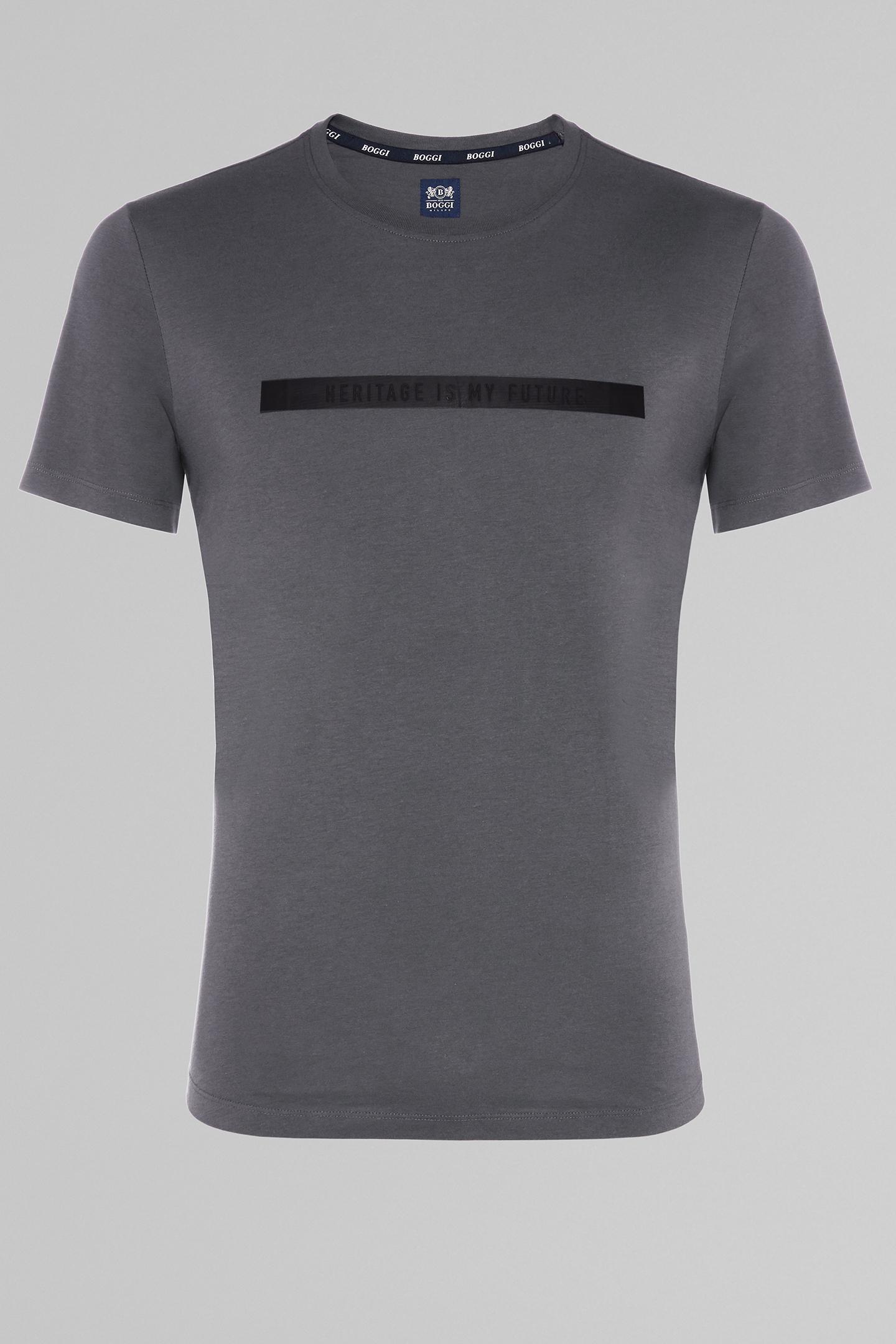 Camiseta De Algodón Y Tencel
