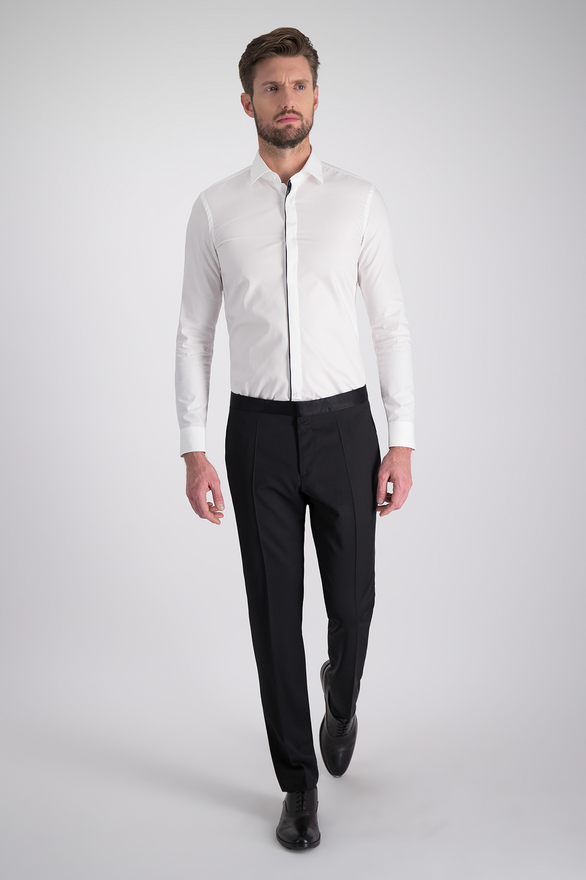 Pantalón Separate BOSS formal slim fit