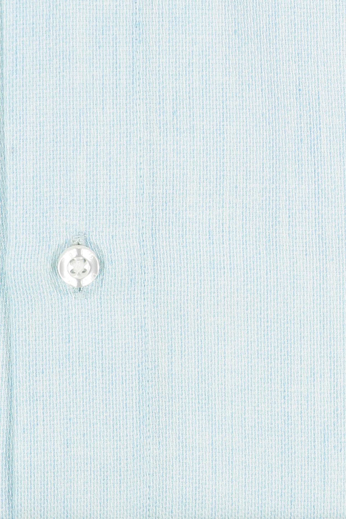 Camisa Vestir marca HIGH LIFE color Azul