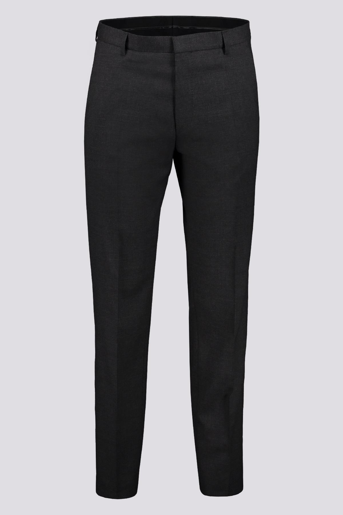 Pantalones de vestir marca BOSS 100% Lana